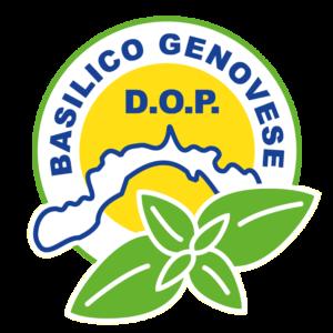 logo basilico genovese DOP